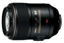 Nikon 105mm f/2.8G VR