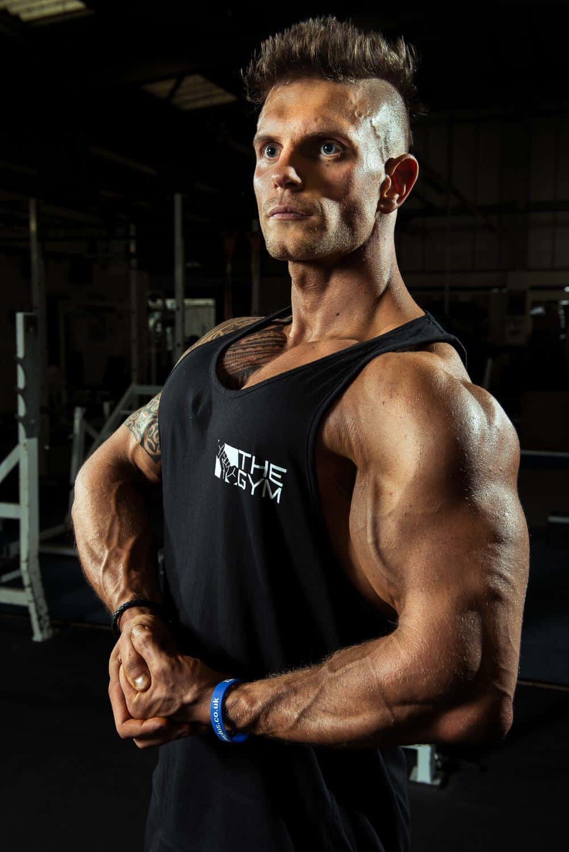 James Churchill - Fitness Shoot