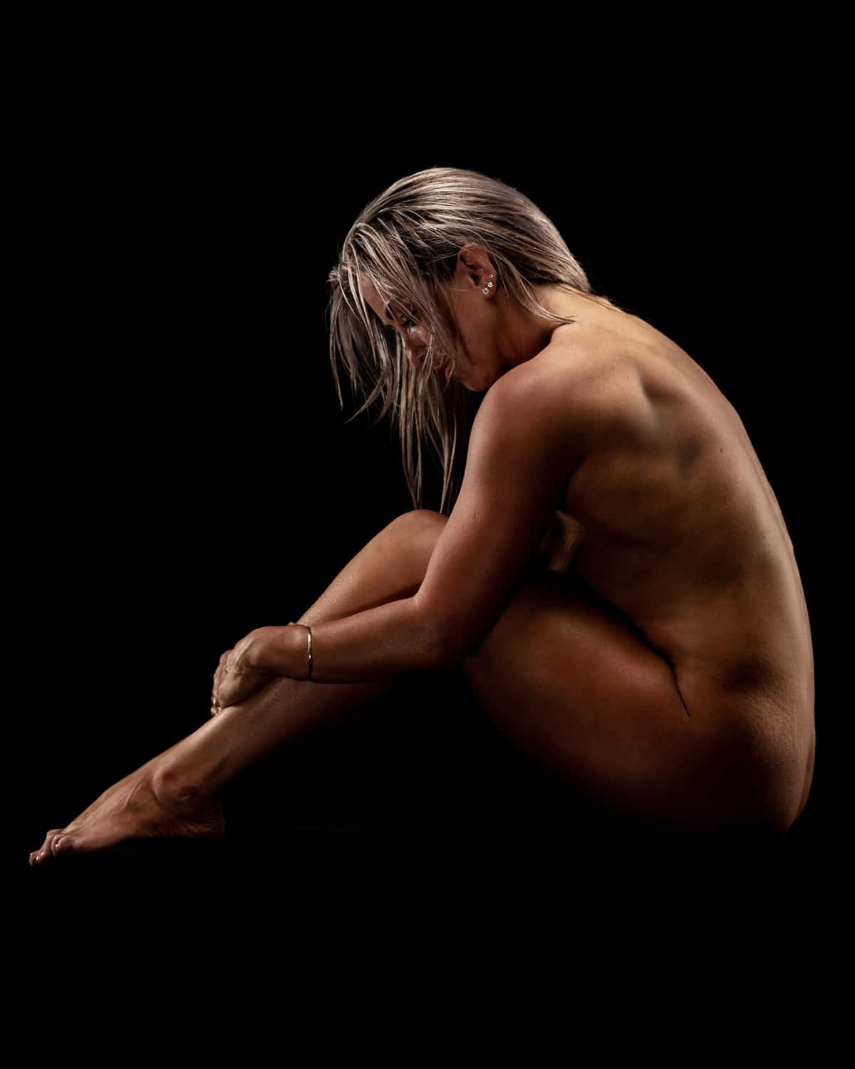 Art Nude FItness Photography