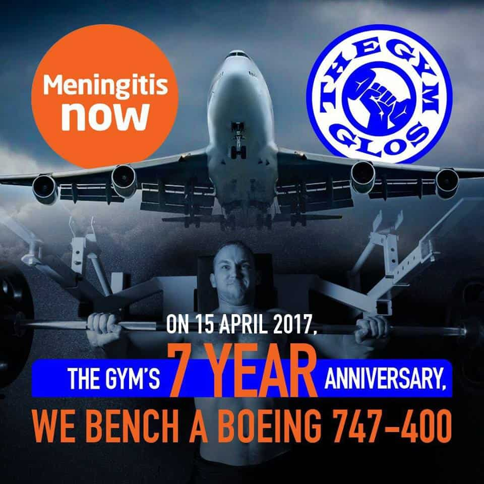 Bench Press 7 Year