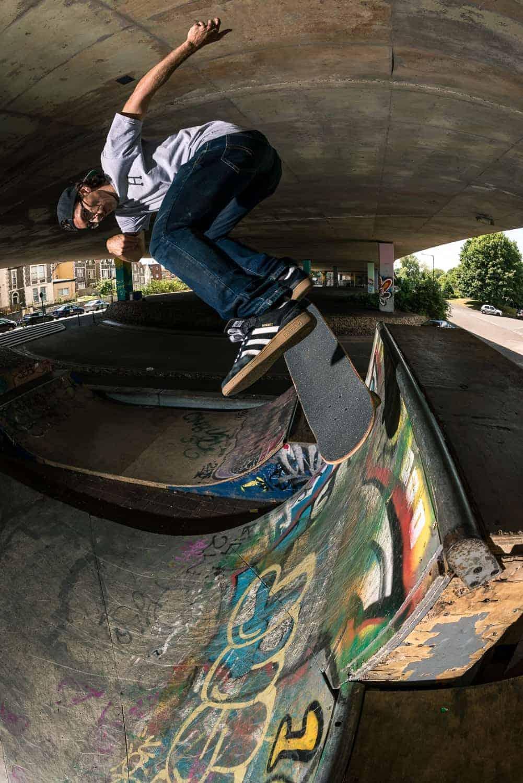 Elinchrom ELB Shoot - Skateboarding