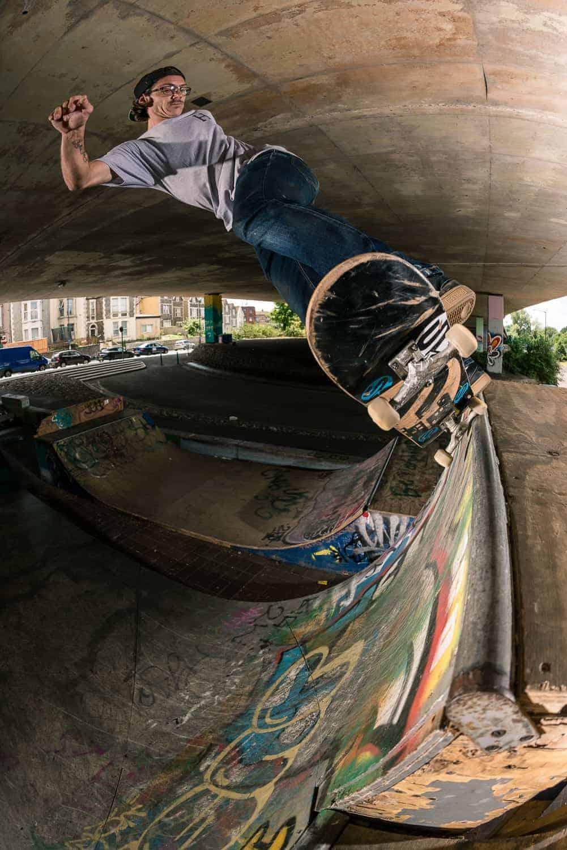 Elinchrom ELB Shoot - Skateboarding 3