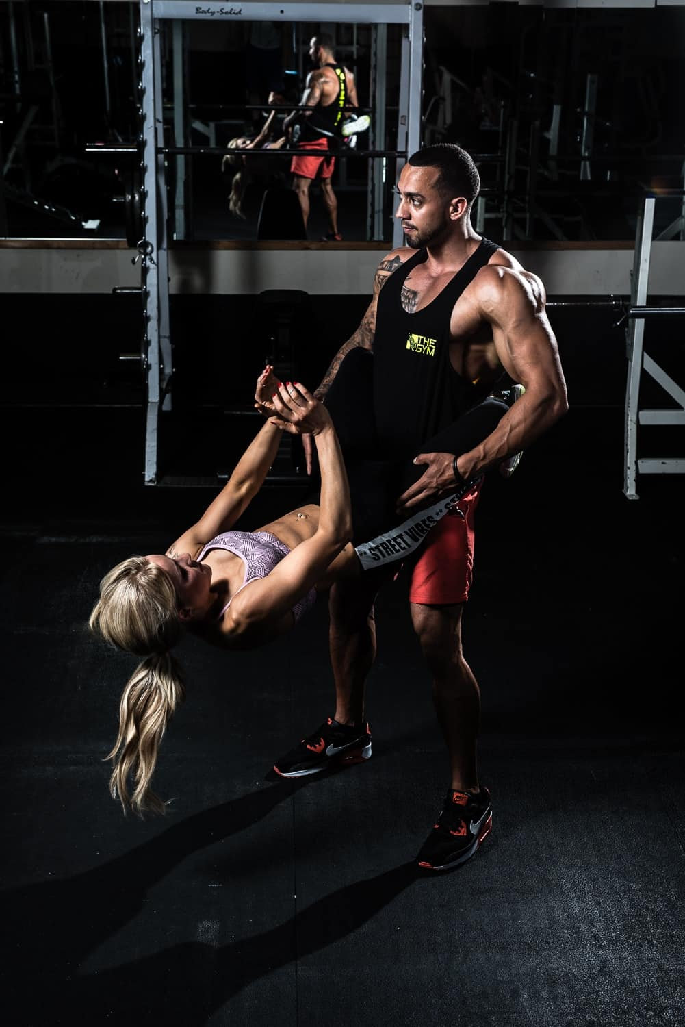 Fitness Photography 2014
