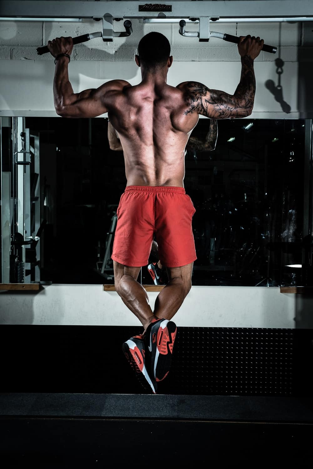 Fitness Photography 2014 - Pull Up