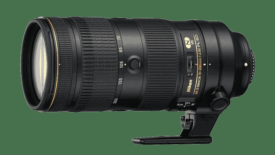 Nikon 70-200mm FL VR