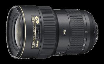 Nikon 16-35mm f/4G VR