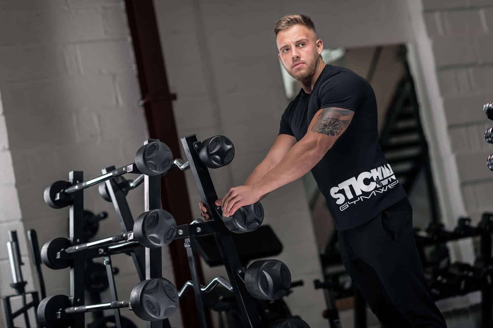 Stickman Gymwear 2017