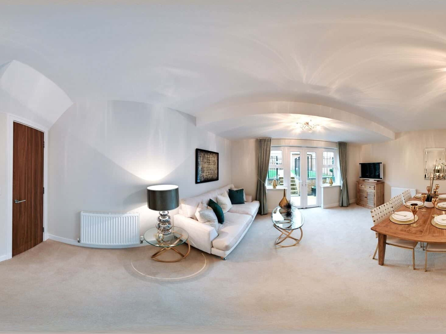 Linden Homes - 360 Photography