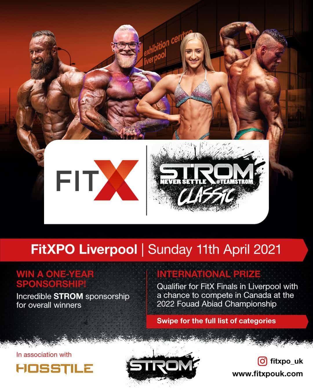 FitXpo Strom Classic