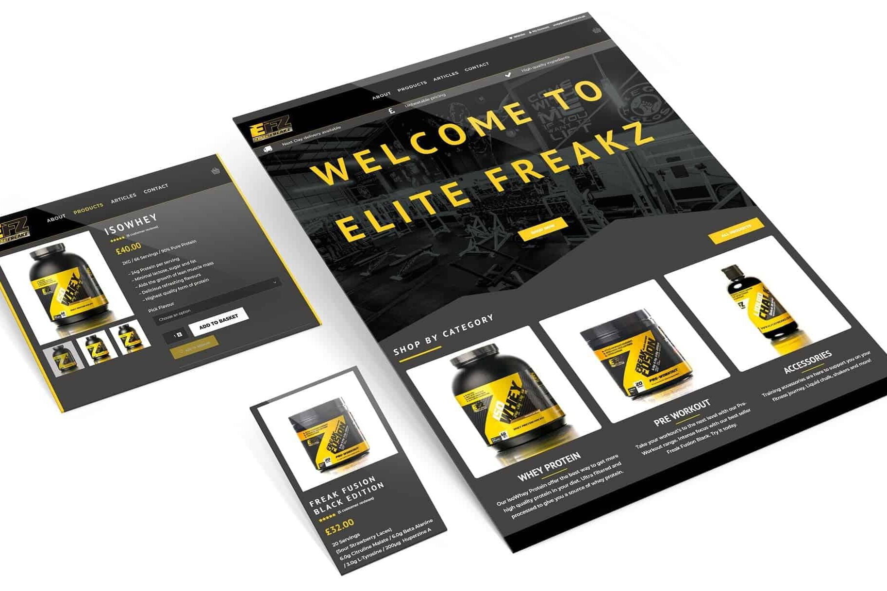 Elite Freakz