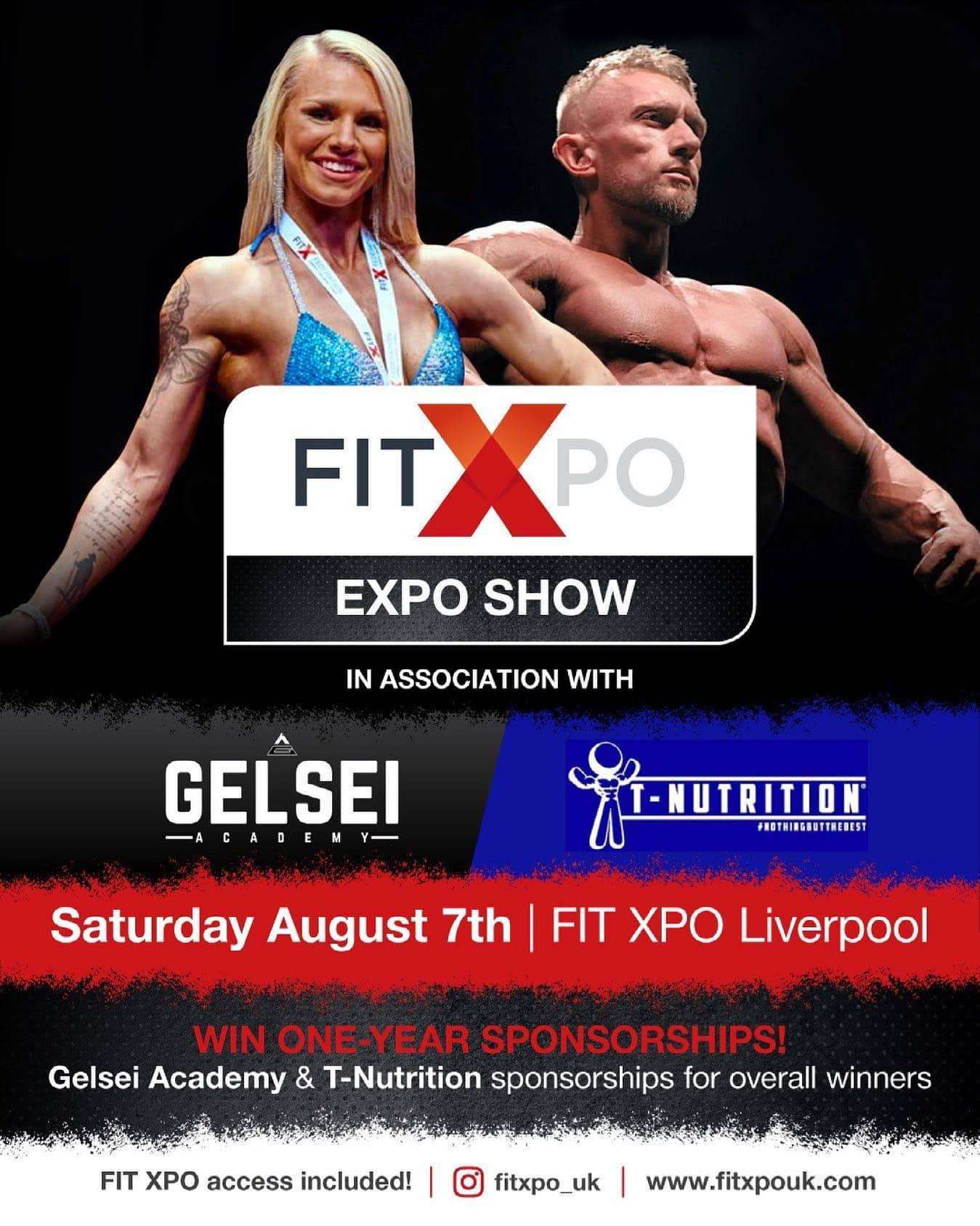 FitXPO EXPO Show
